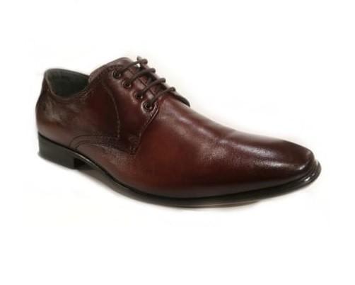 Sapato Rafarillo Marrom Liso Classico