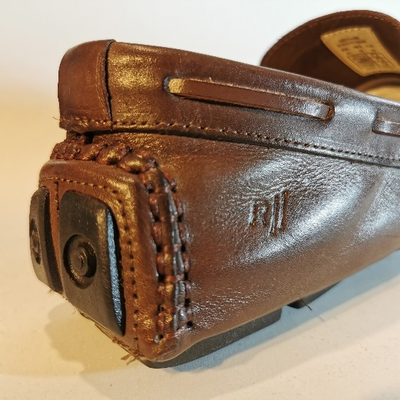Sapato Rafarillo Marrom Mocassim