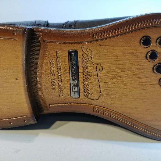 Sapato Rafarillo Preto Oxford Classico