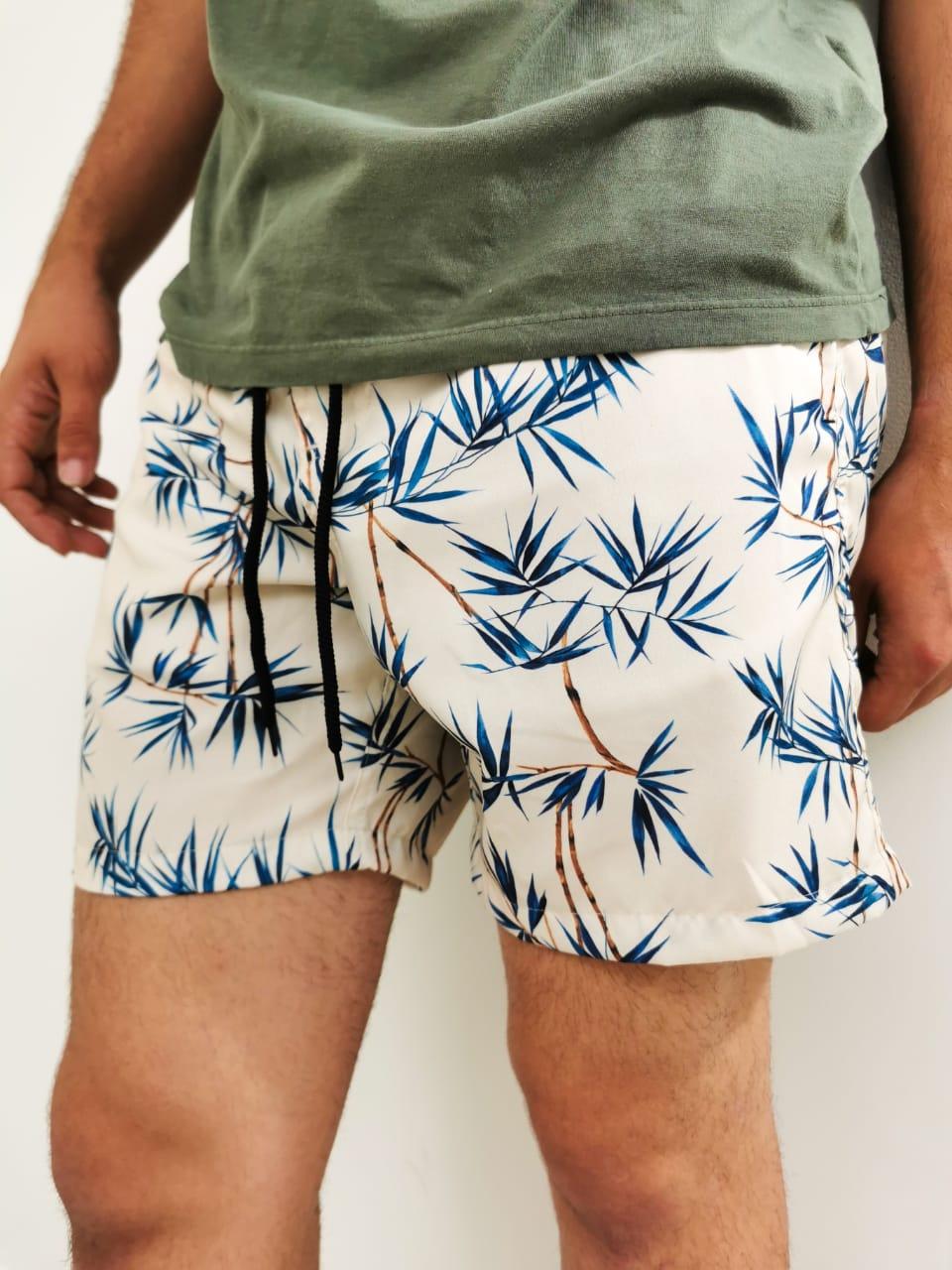 Shorts Docthos Bege