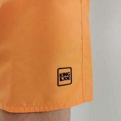 Shorts King & Joe Colors Laranja