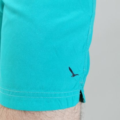Shorts Oracon Verde com Listras