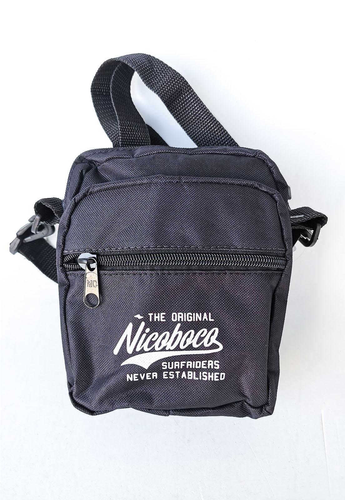 Shoulder Bag Nicoboco Preto