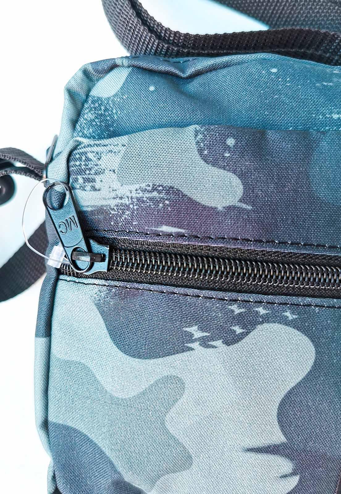 Shoulder Bag Nicoboco Verde Militar