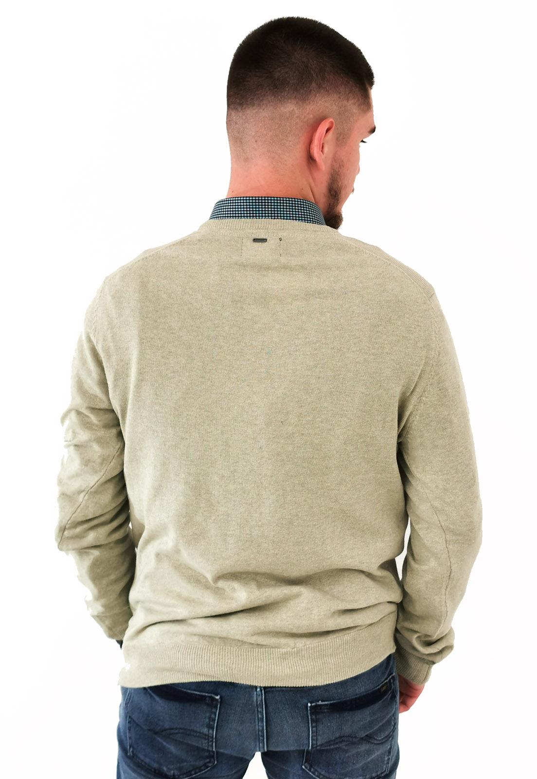 Suéter Docthos Verde Claro