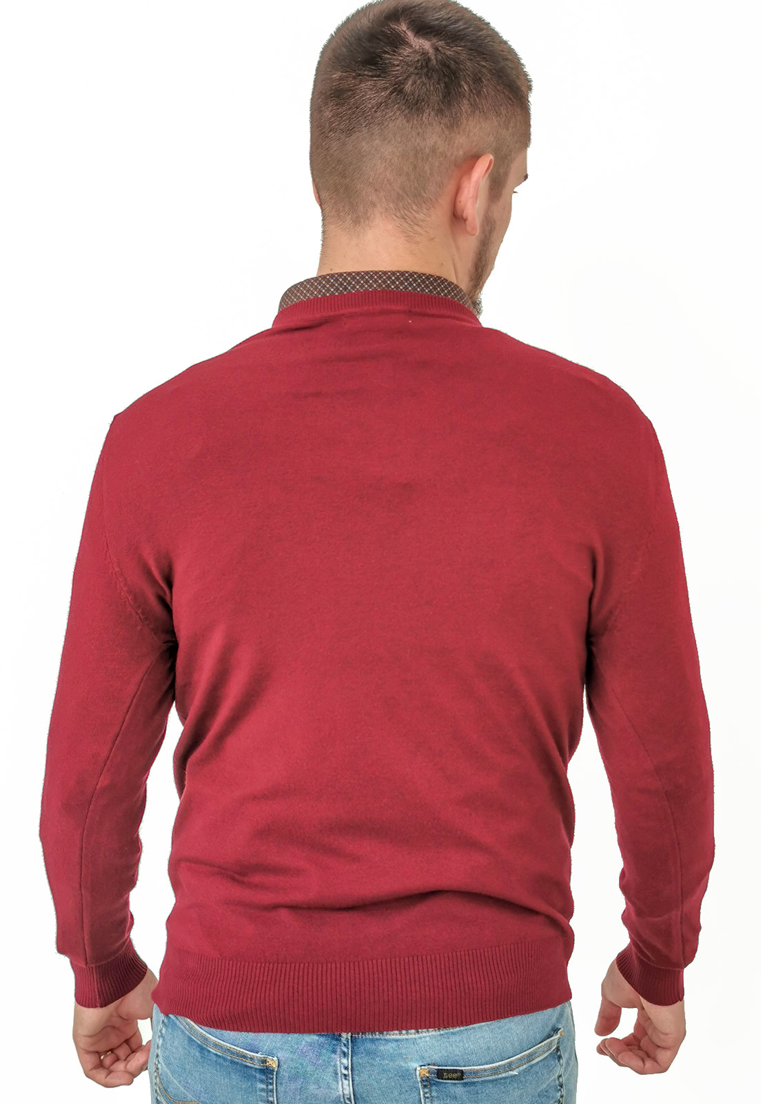 Suéter Dunialin Bordô