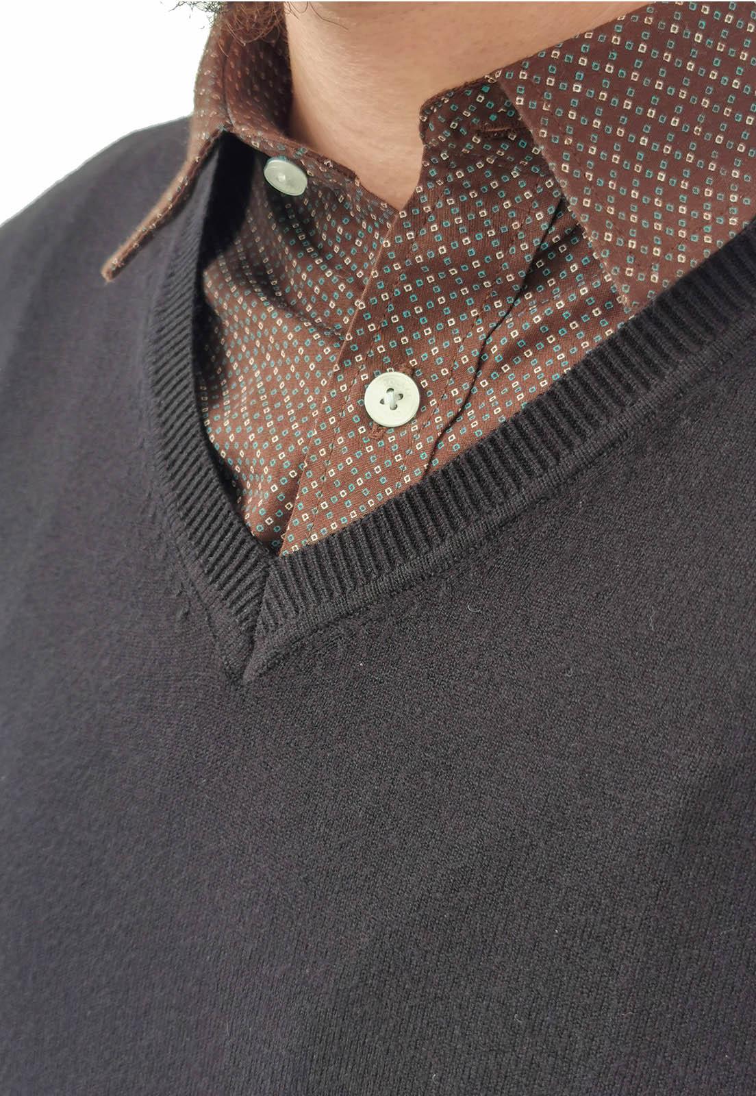 Suéter Dunialin Preto
