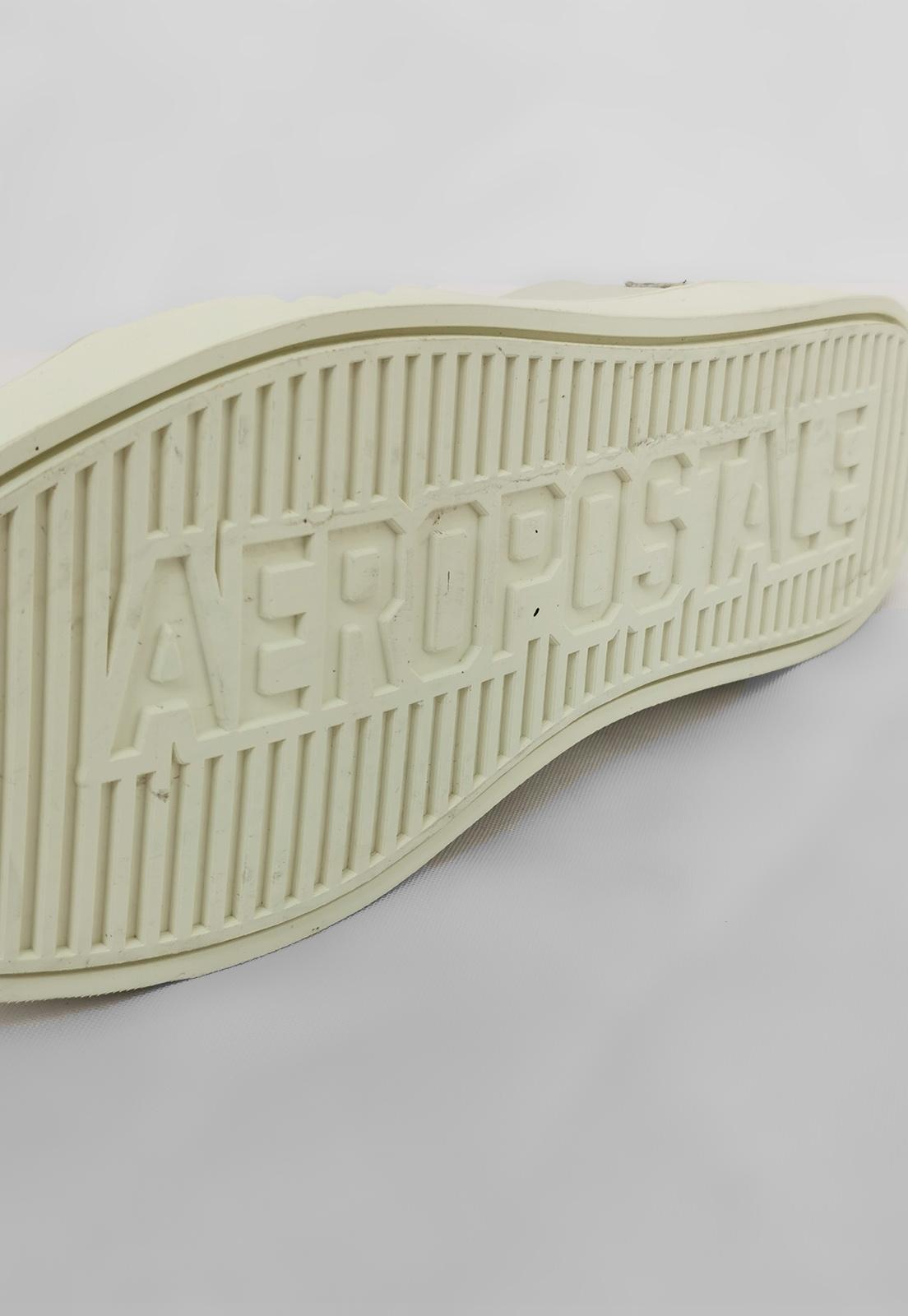 Tênis Aéropostale Off White