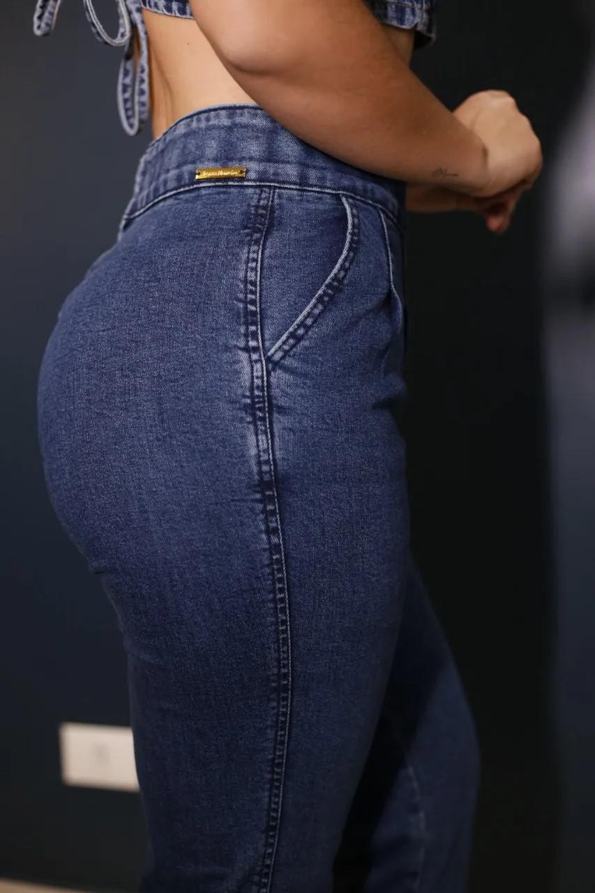 Calça Modeladora Whide Leg Pirita