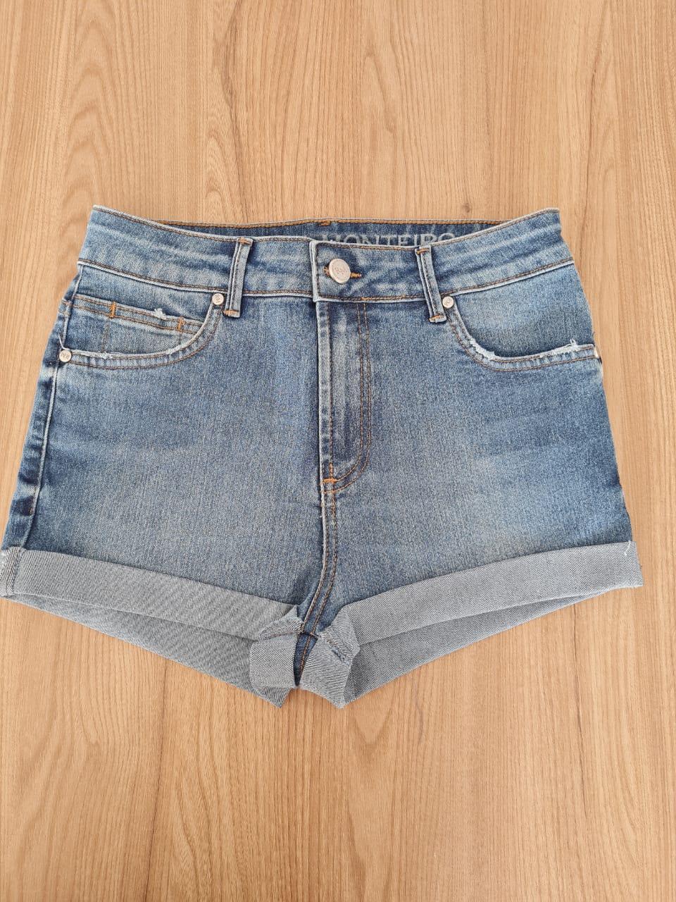 Short Jeans Barra Dobra Celetista