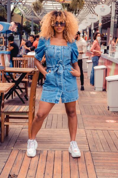 Vestido Jeans Rubi