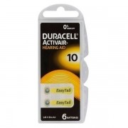 Pilha Auditiva Duracell Activair 10/PR70