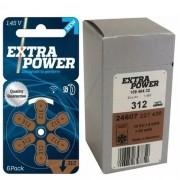 Pilha Auditiva Extra Power p312MF