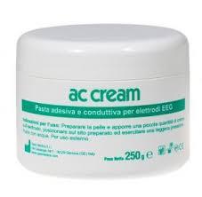 Pasta Adesiva e Condutiva AC-Cream Spes Medica 250g