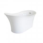Banheira Freestanding de Imersão Tereza 1700 Branco