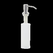Dosador de Sabão de Embutir Aço Escovado Nias 350ml