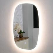 Espelho LED Touch Antiembaçante de Parede Doha 580