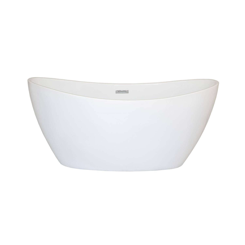 Banheira Freestanding de Imersão Galheta 1500 Branco