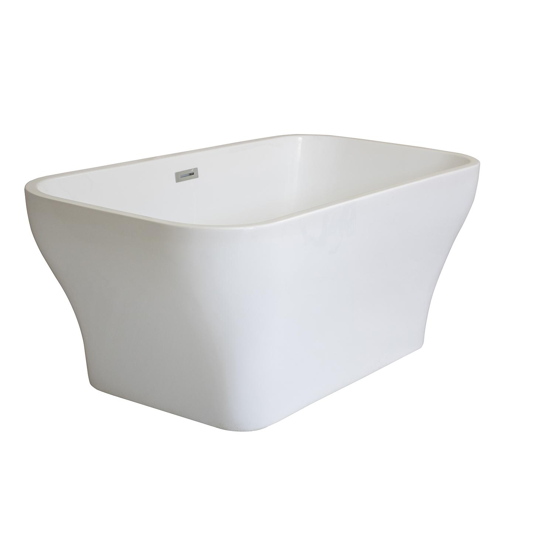 Banheira Freestanding de Imersão Gravatá 1500 Branco