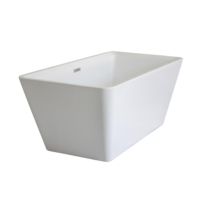 Banheira Freestanding de Imersão Lux 1500 Branco