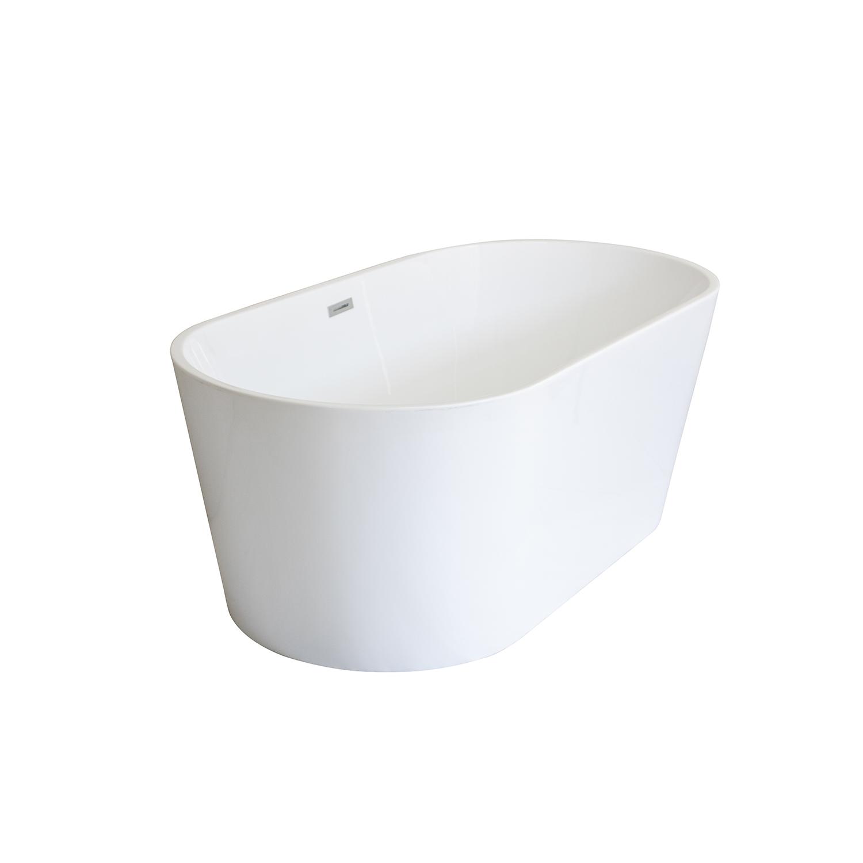 Banheira Freestanding de Imersão Nias 1500 Branca