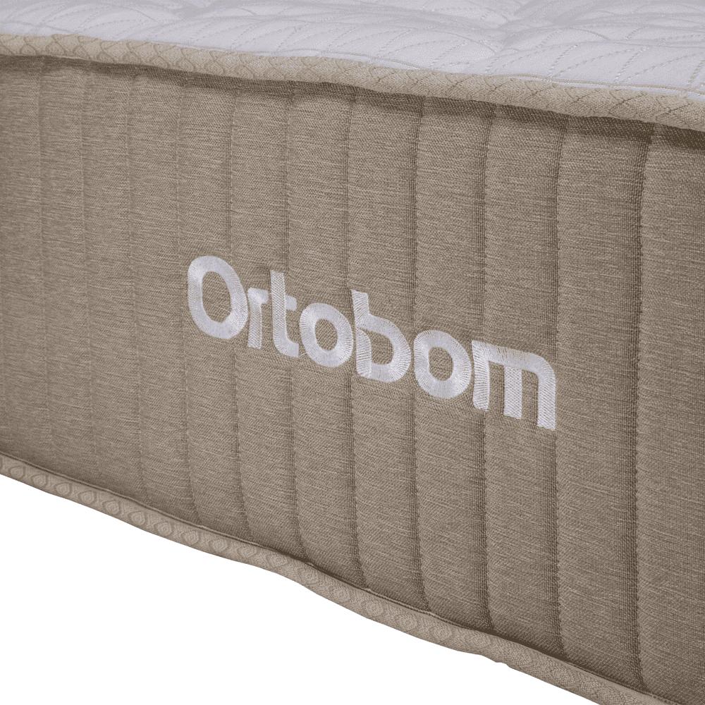 Colchão Queen Ortobom Viscomemory Espuma Viscoelástica 198x158x32cm