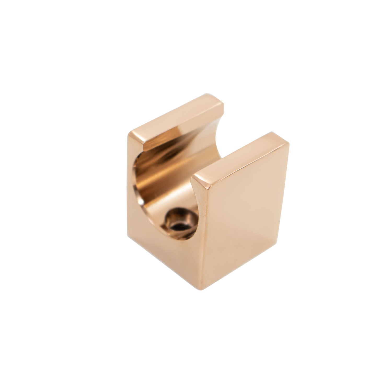 Ducha Higiênica Para Bidê Lavabo Nias Luxo Metal  Rose Gold