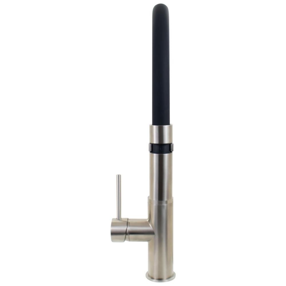 Misturador G Monocomando Aço Escovado GOURMET10