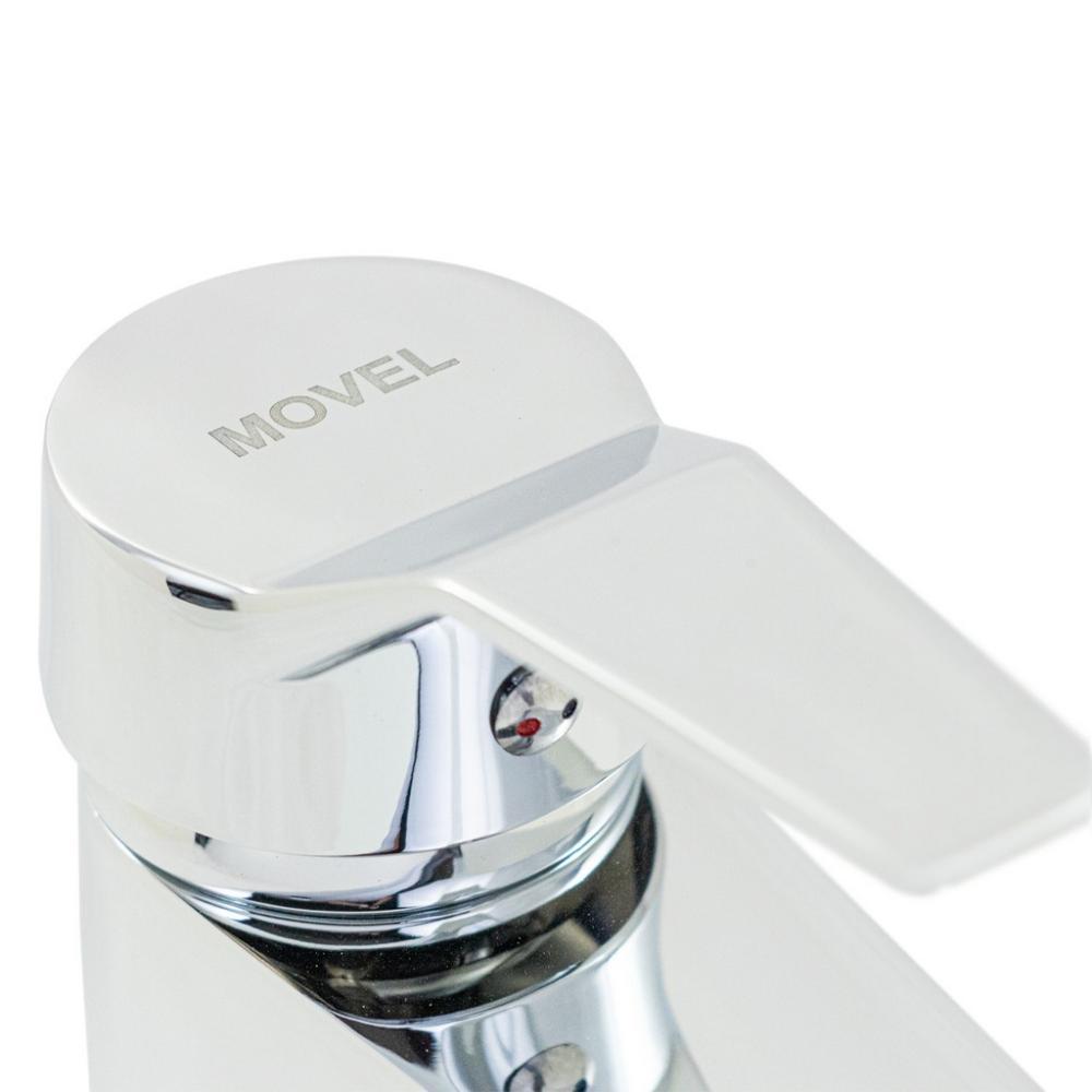 Misturador Monocomando Bica Baixa Cromado MIST02
