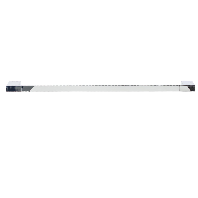 Toalheiro Porta Toalhas de Banho de Parede Cromado Lux 60cm