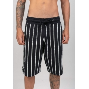 Bermuda Black Striped Melty