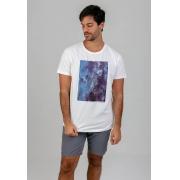 T-shirt Arrebentação branco melty