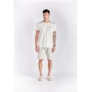 T-shirt Classic Traveler Branco Melty