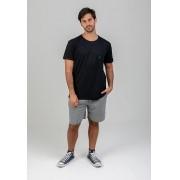 T-Shirt Embrace the Lightness Preto melty