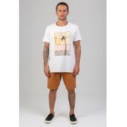 T-shirt Long Beach melty