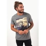 T-Shirt Rio nuvens Mescla melty