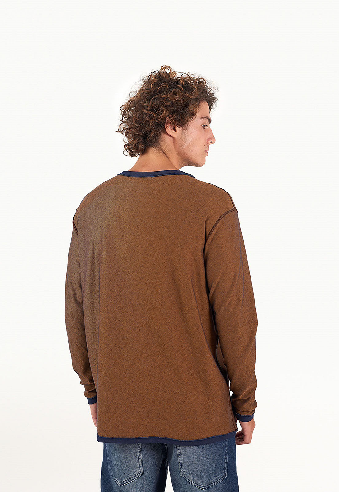Blusa Double Camel melty