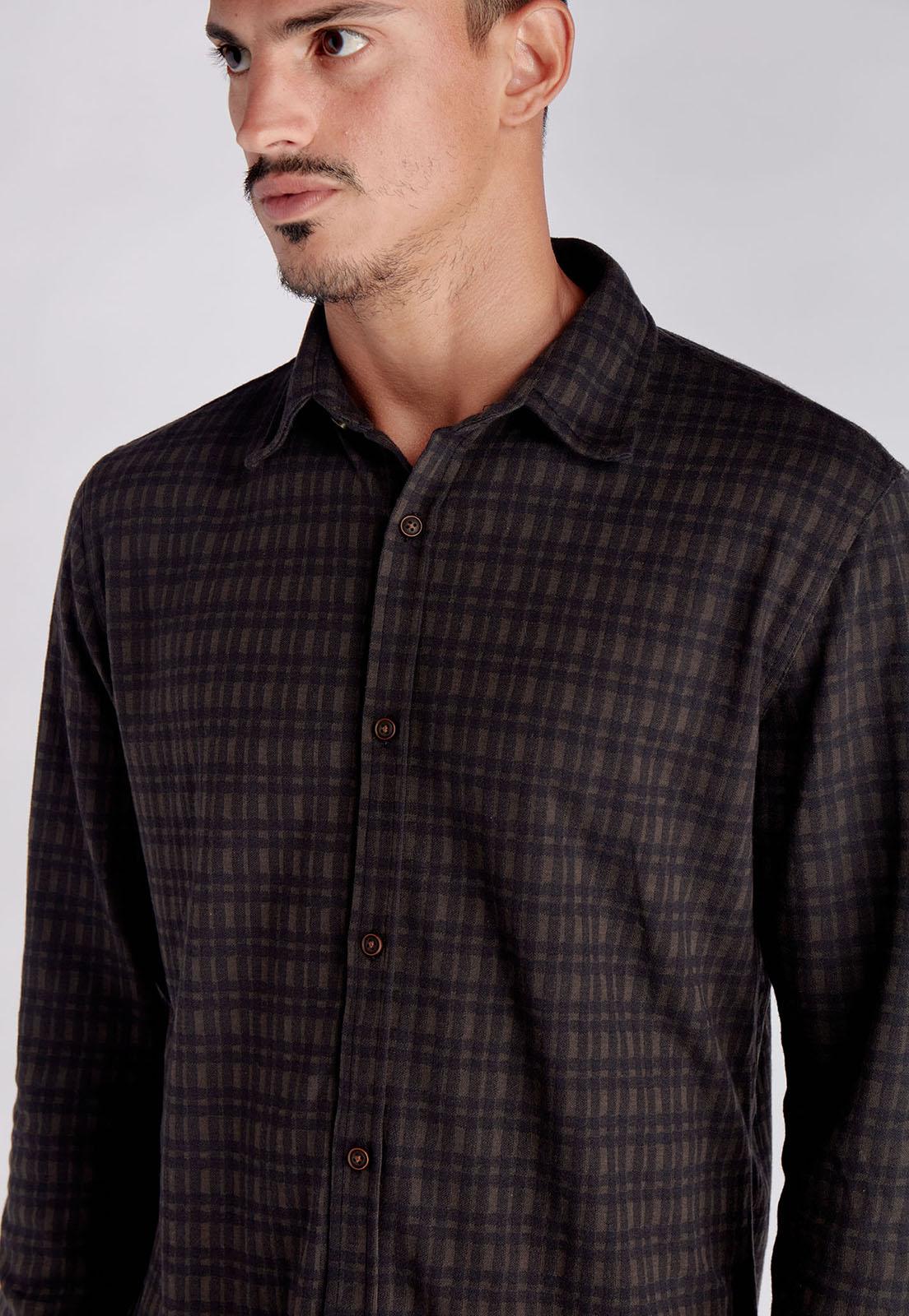 Camisa Classic Indiana Xadrez Melty
