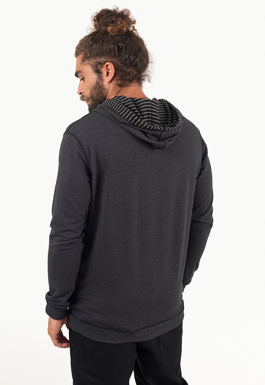 Casaco Hoodie duplo melty  - melty surf & Co.