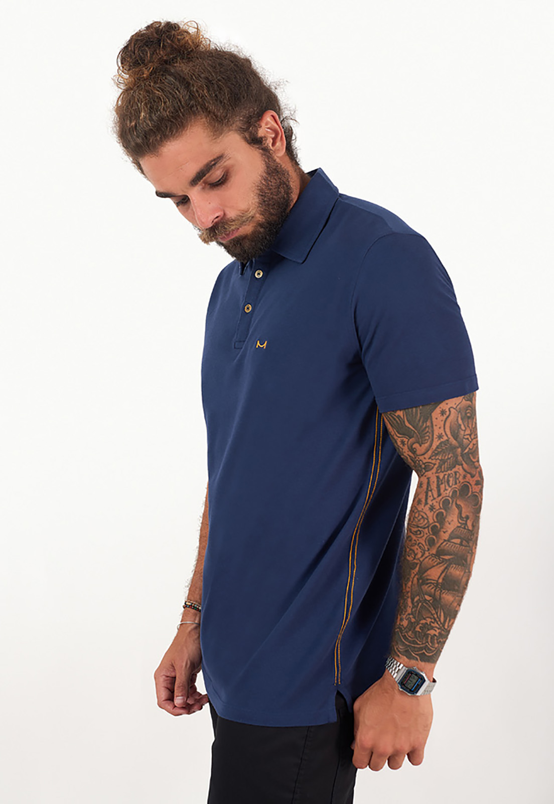 Polo Paris melty  - melty surf & Co.
