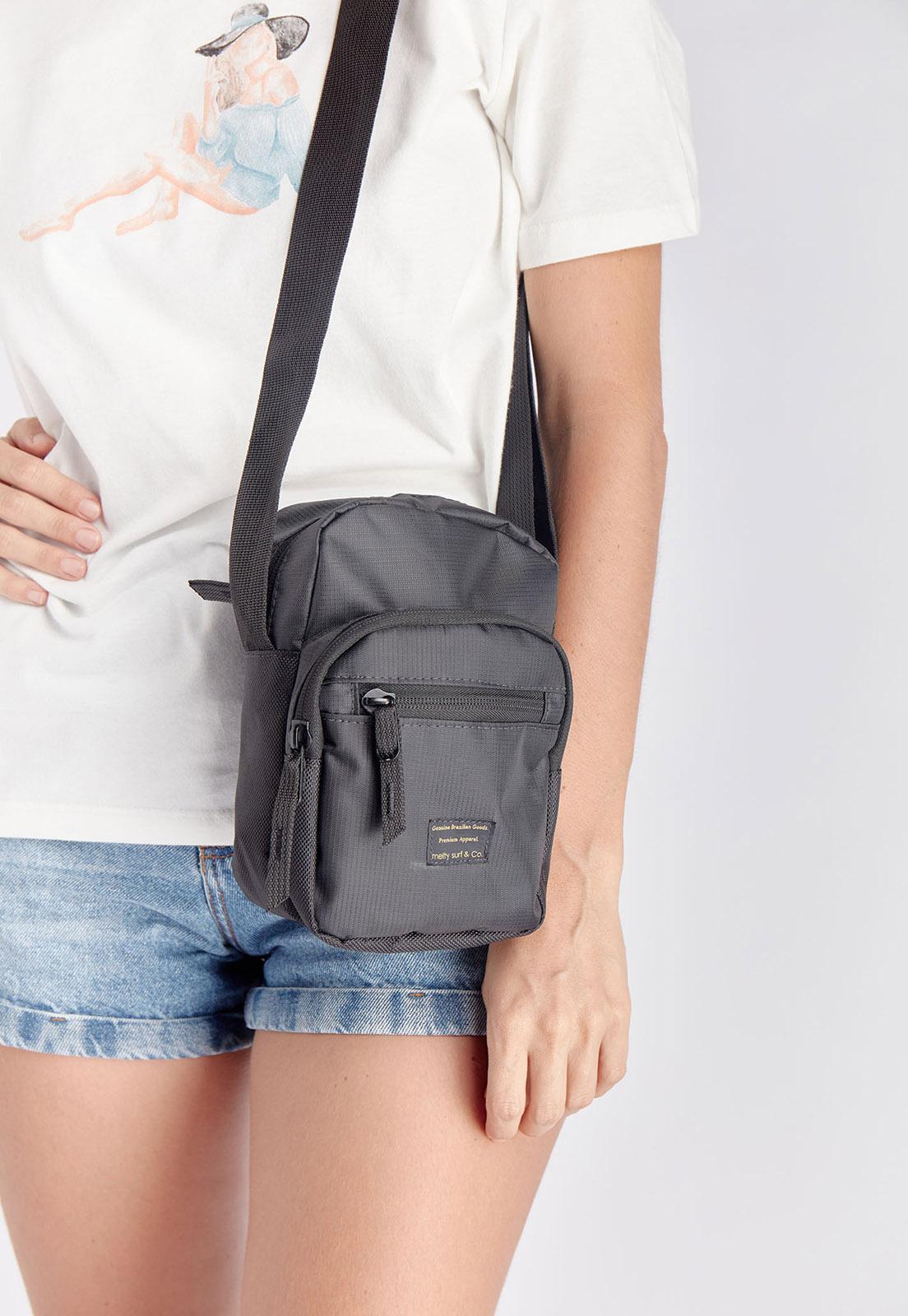 Shoulder Bag Black Melty