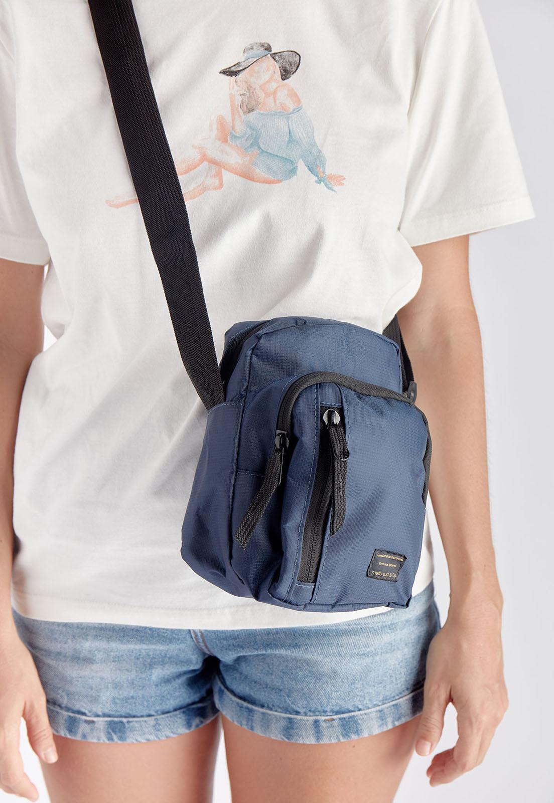 Shoulder Bag Marine Melty