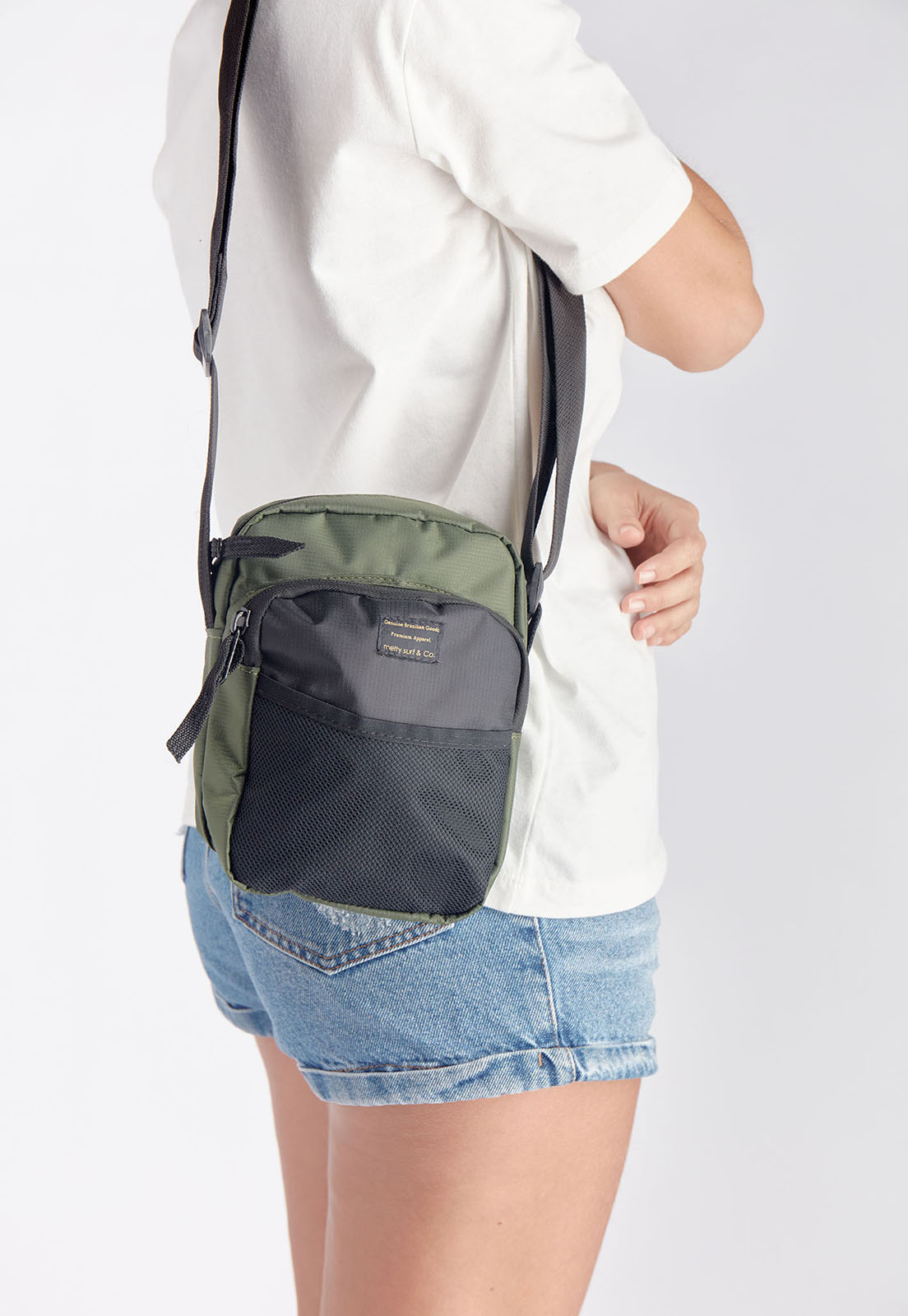 Shoulder Bag Olive Melty
