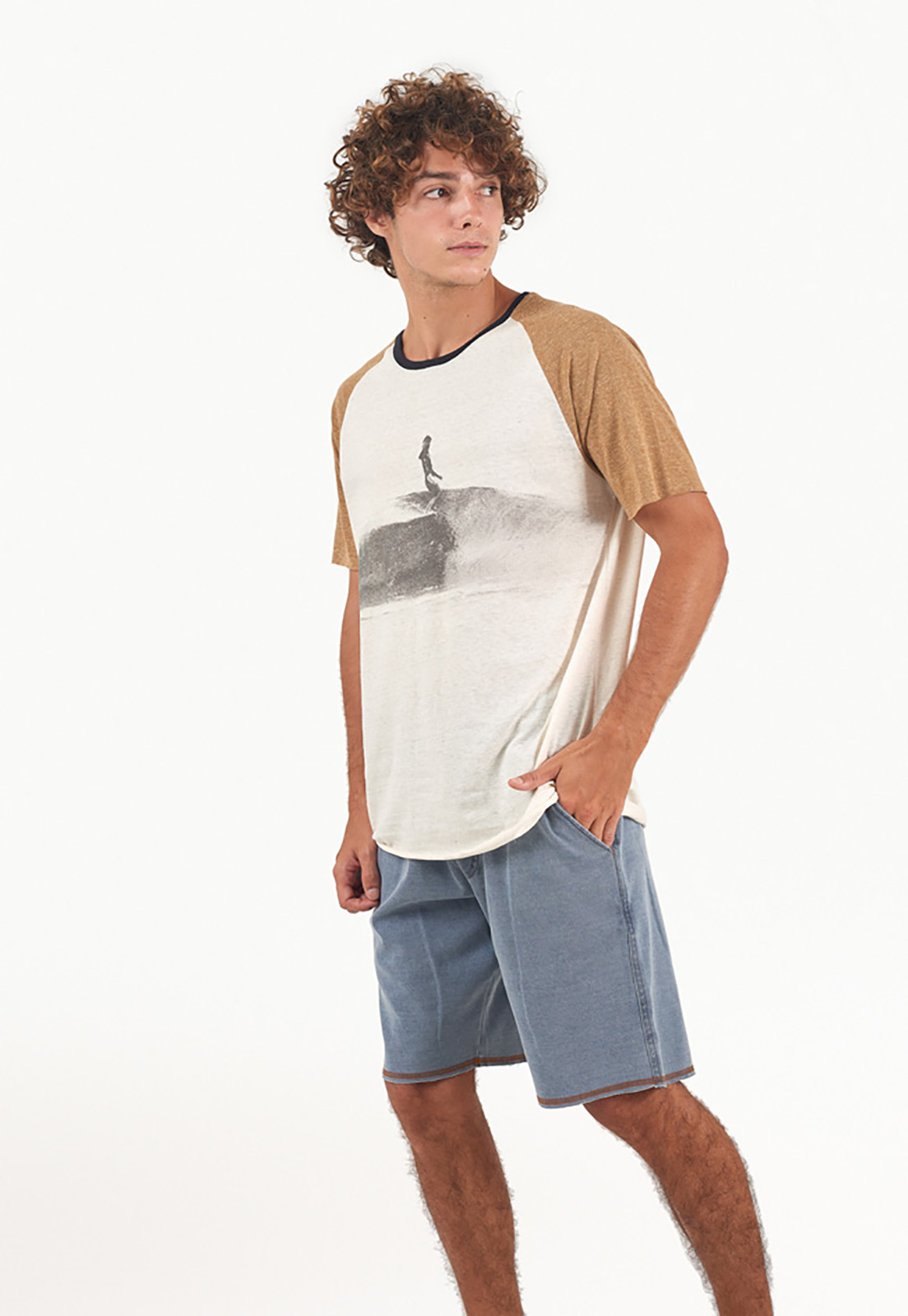 T-Shirt 9 FT melty  - melty surf & Co.