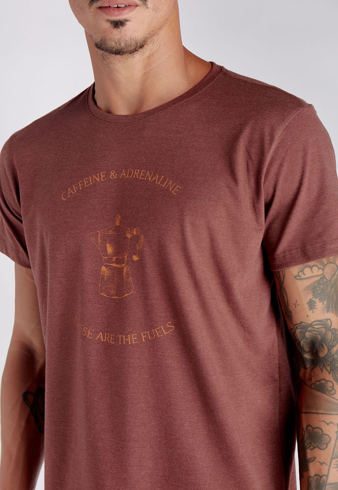 T-shirt Coffee Melty