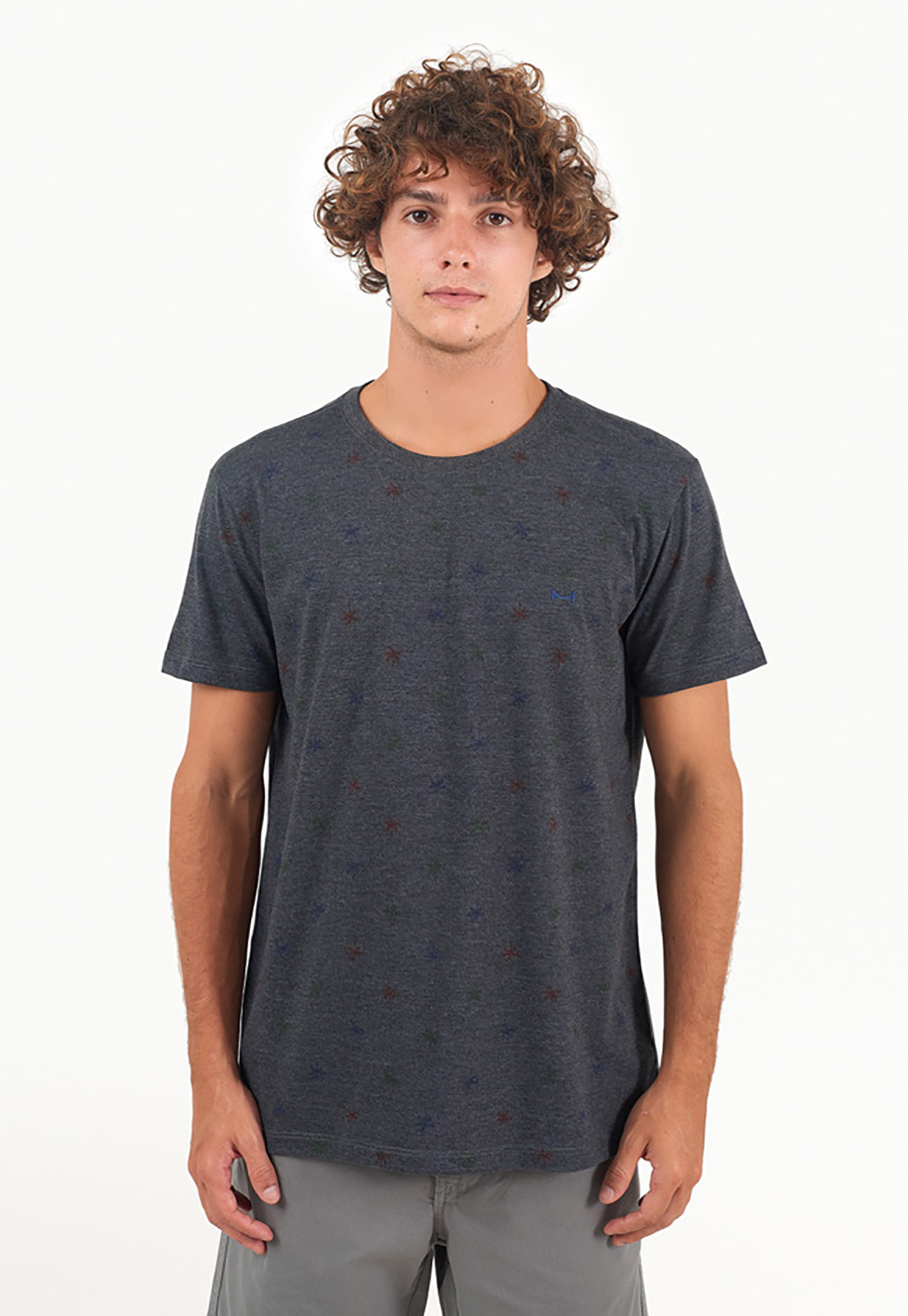 T-shirt Coqueiros melty  - melty surf & Co.