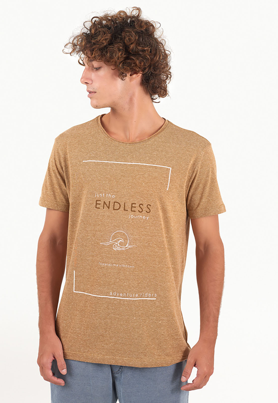 T-shirt Endless journey melty  - melty surf & Co.