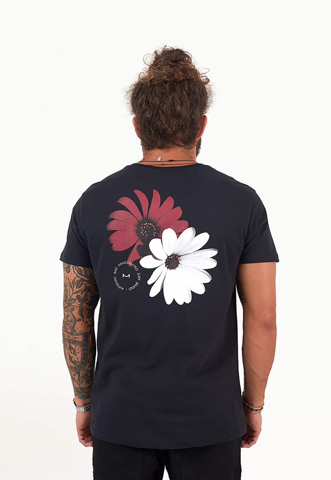 T-Shirt Flowers melty