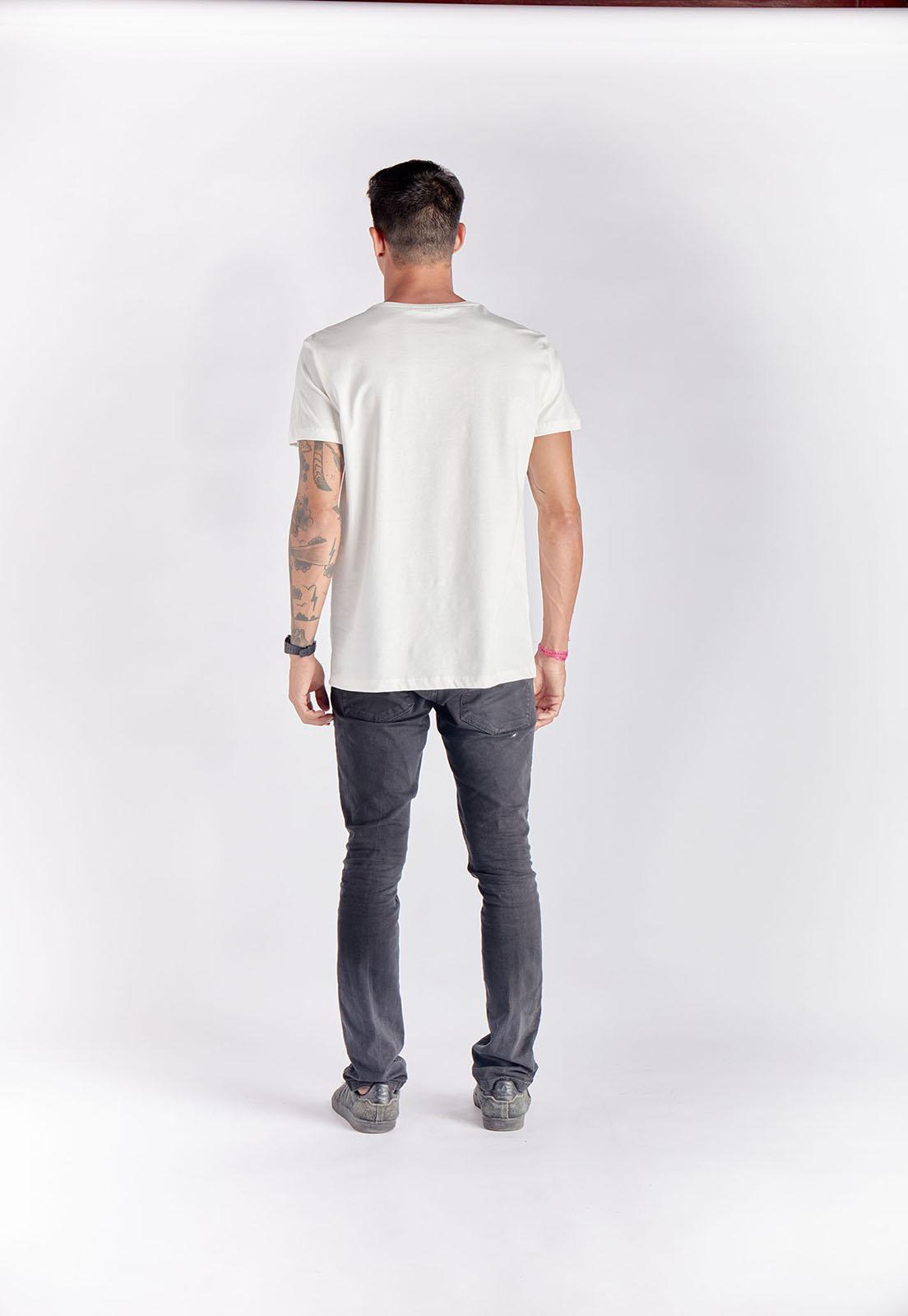 T-shirt Horizon Linen Linho Melty