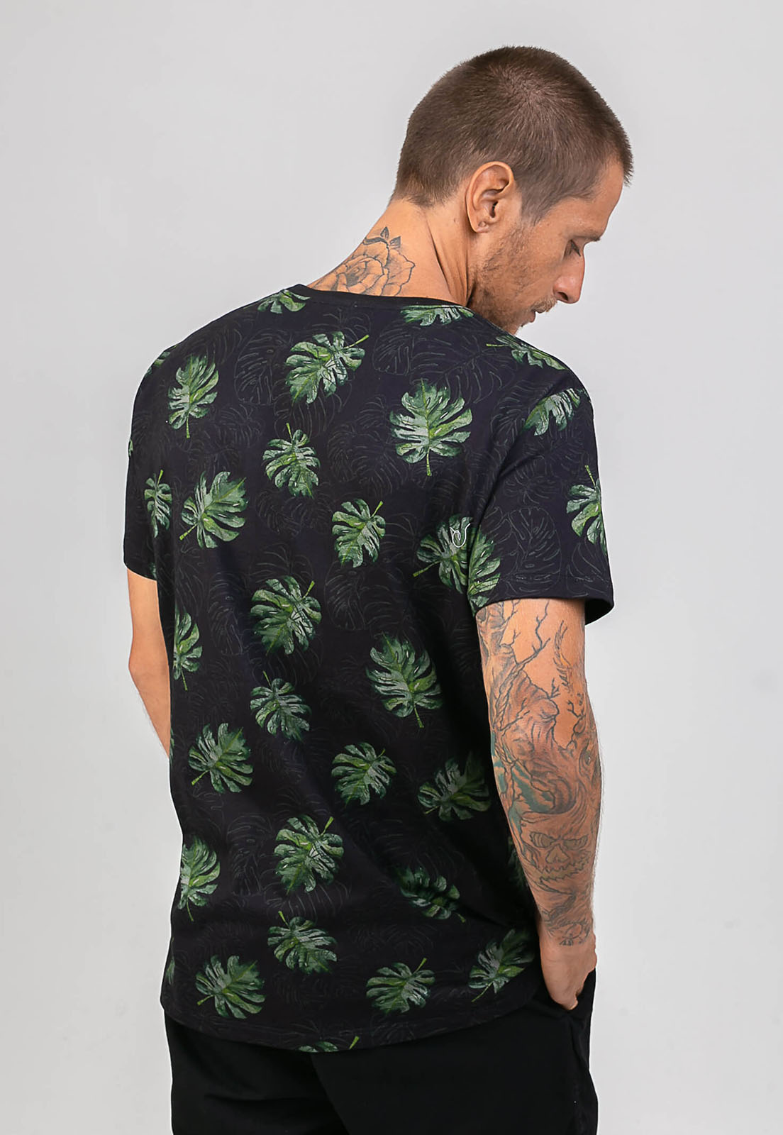 T-shirt Palm Springs melty